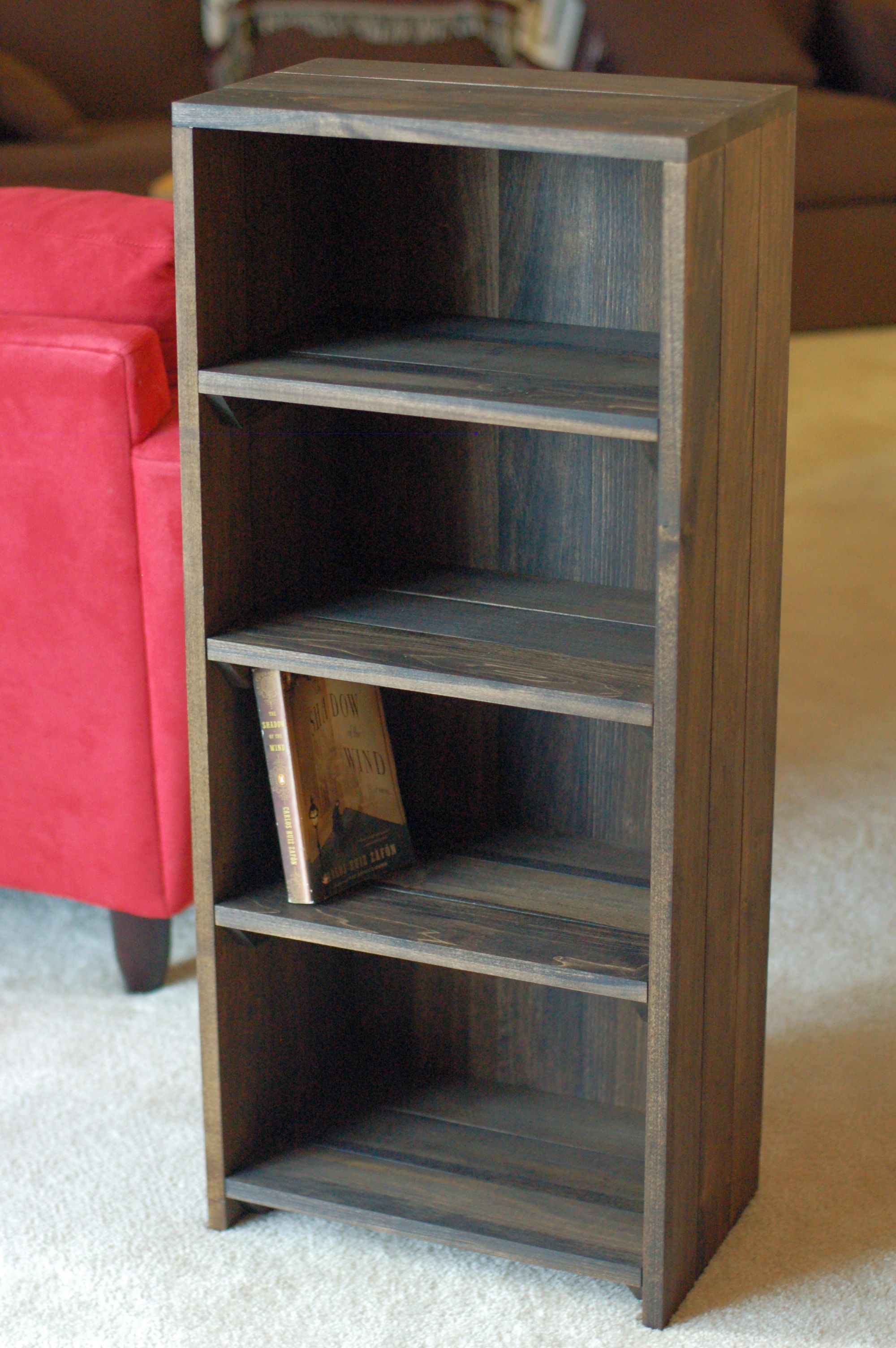 A Homemade Bookcase