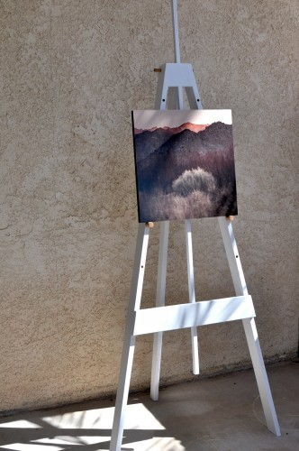 homemade painting easel complete guide outdoor wood projects diy pdf