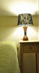 first lamp 2